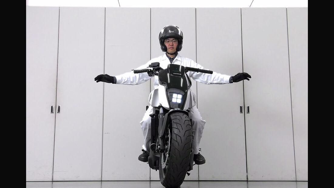Honda Moto Riding Assist
