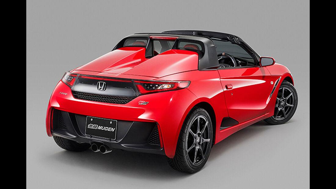Honda Mugen Tokio Auto Salon 2016
