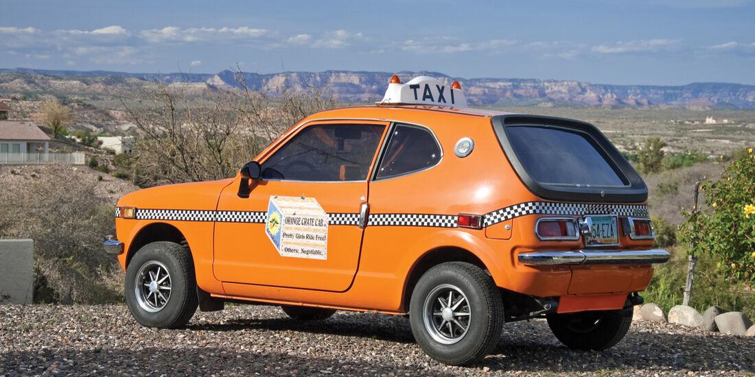 Honda N 600 Taxi