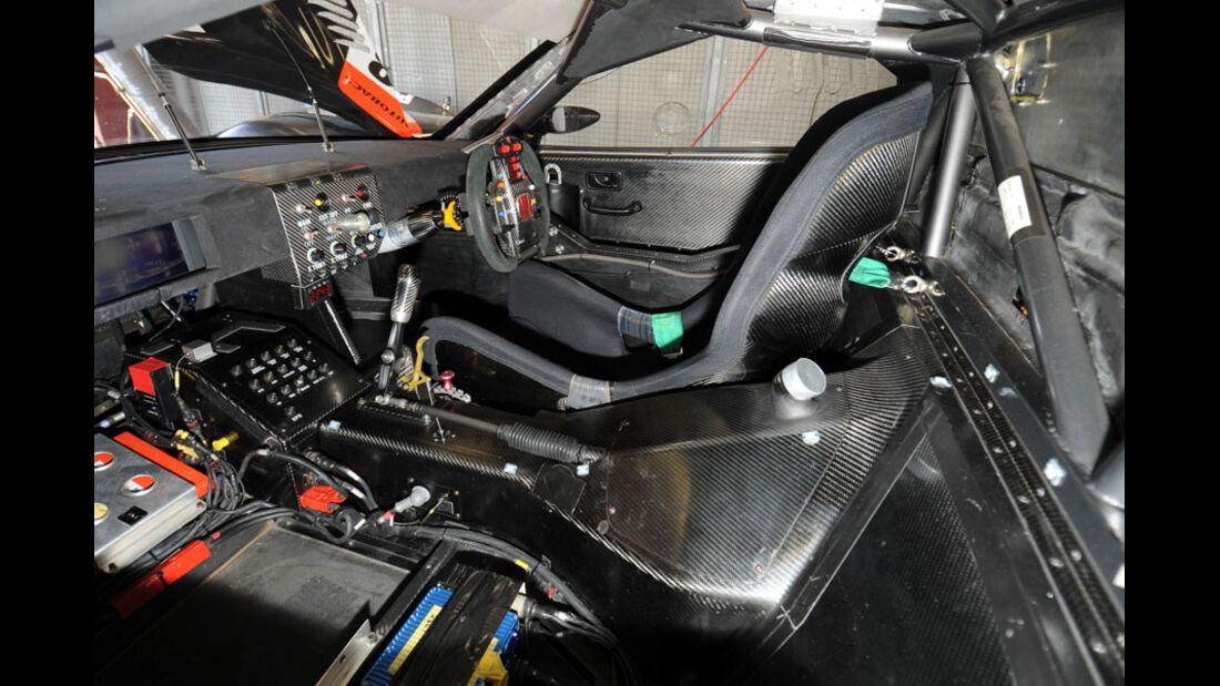 Honda NS-X, Innenraum