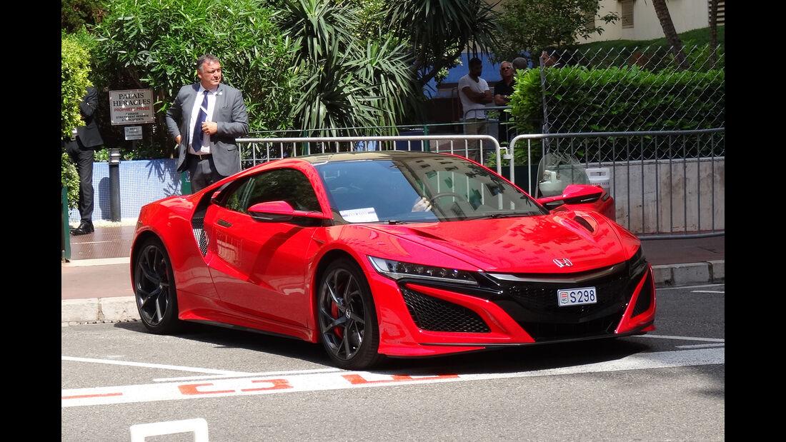 Honda NSX - Carspotting - GP Monaco 2017