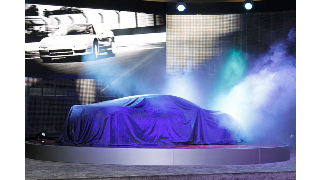 Honda NSX Concept, Autosalon Genf 2012
