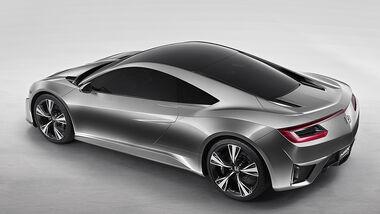 Honda NSX Conceptcar Detroit 2012