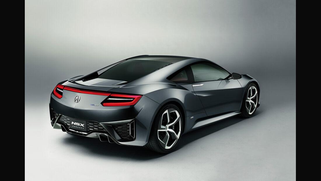 Honda NSX Conceptcar Detroit 2013