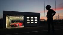 Honda NSX, Garage