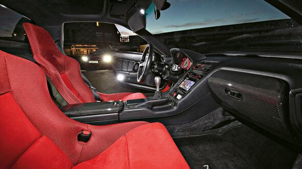 Honda NSX, Honda NSX-RR Procar Prototyp, Generationentreffen