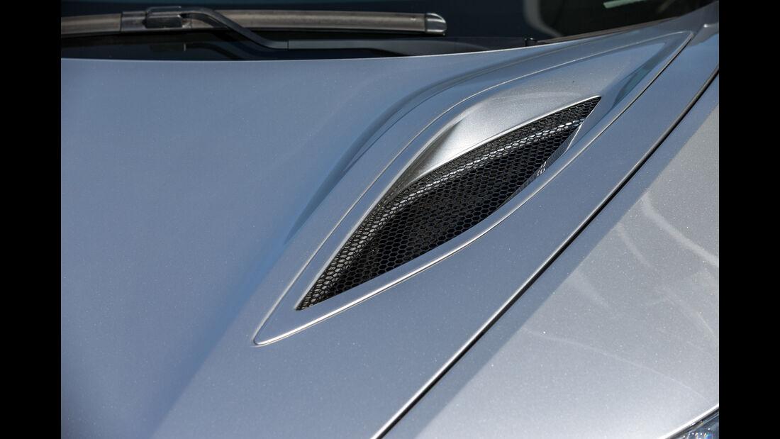 Honda NSX, Lufthutze