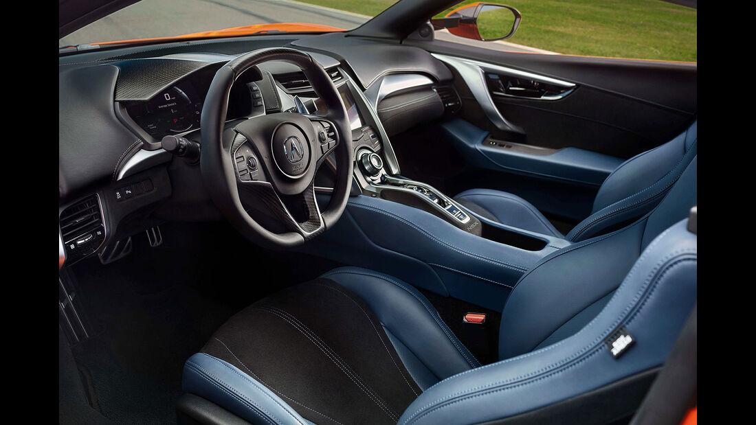 Honda NSX Modelljahr 2019