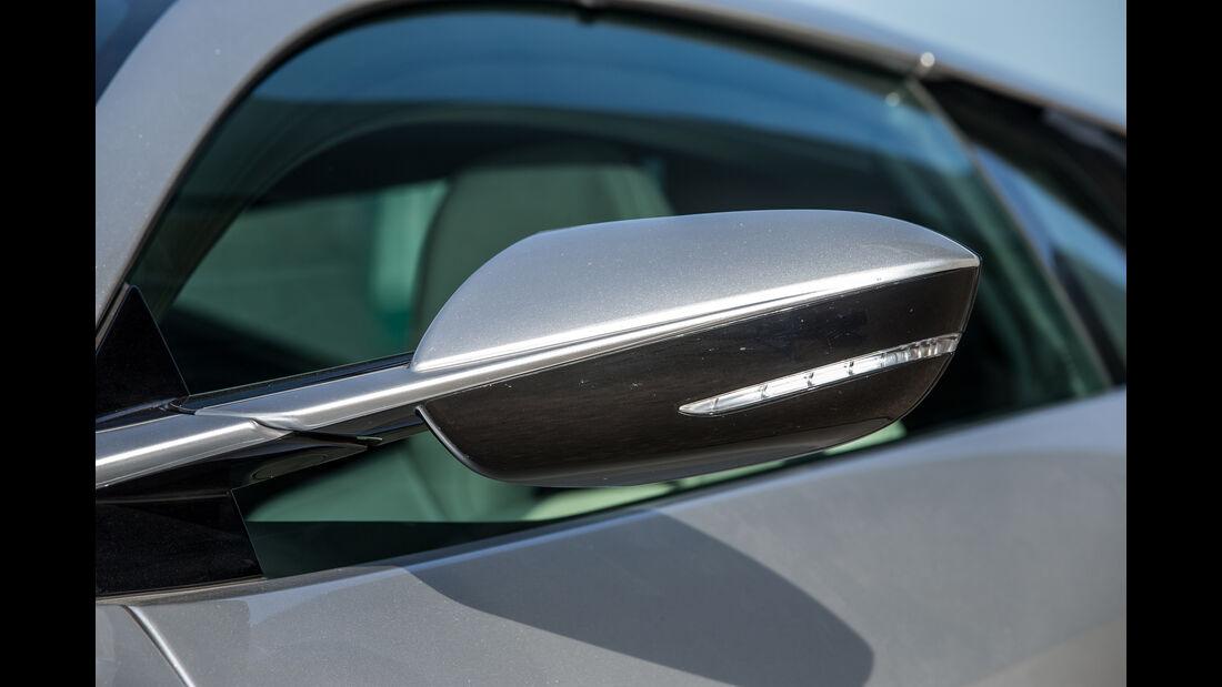 Honda NSX, Seitenspiegel