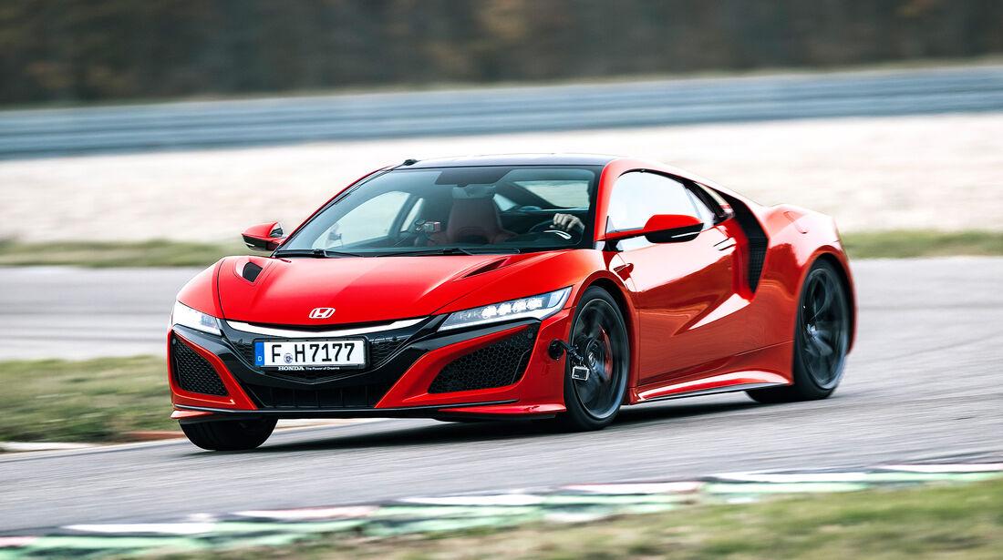 Honda NSX - Serie - Coupes ueber 150000 Euro - sport auto Award 2019