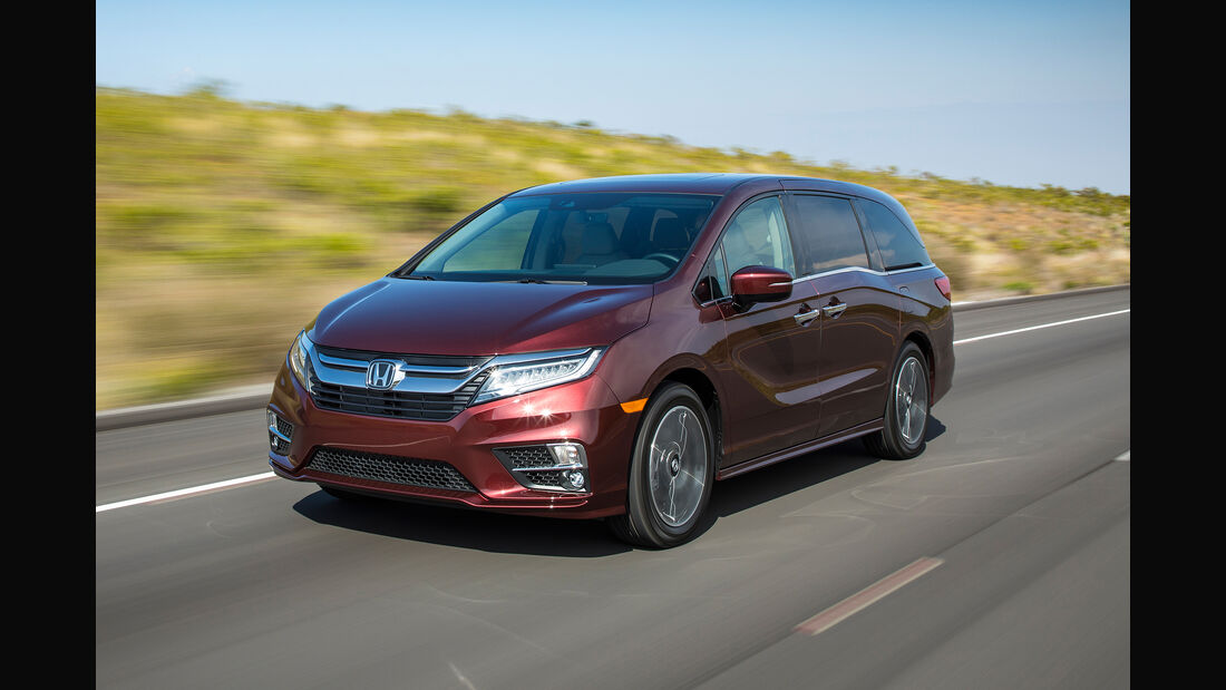 Honda Odyssey MY 2019