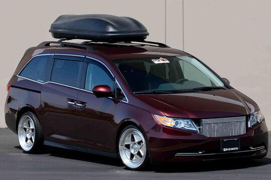 Honda Odyssey - Tuning - Minivan