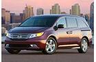 Honda Odyssey USA 2013