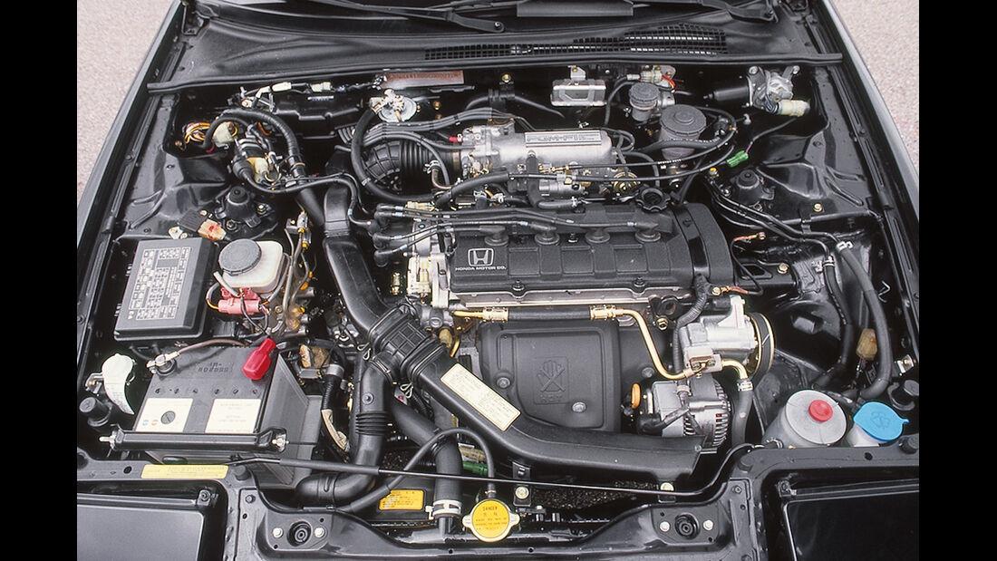 Honda Prelude 2.0i-16V, Motor