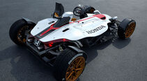 Honda Project 2 & 4 powered by RC213V