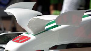 Honda RA108 - GP Monaco 2008
