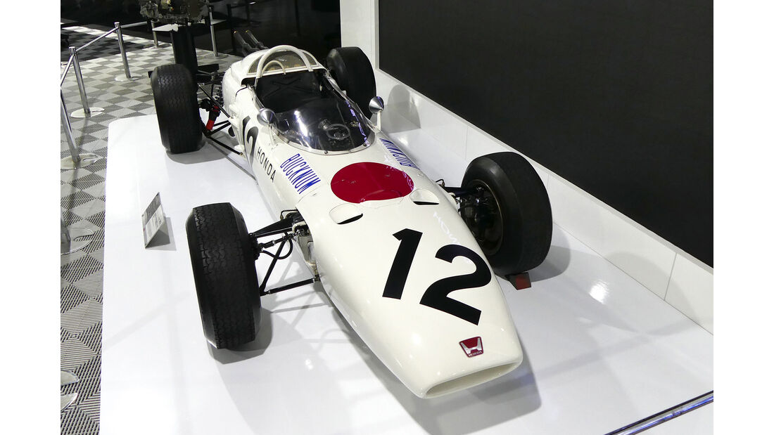 Honda RA272 - GP Japan 2016