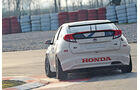 Honda Racing, Heckansicht