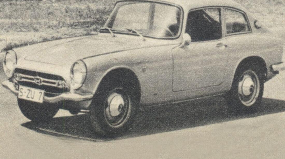 Honda, S 800, iAA 1967