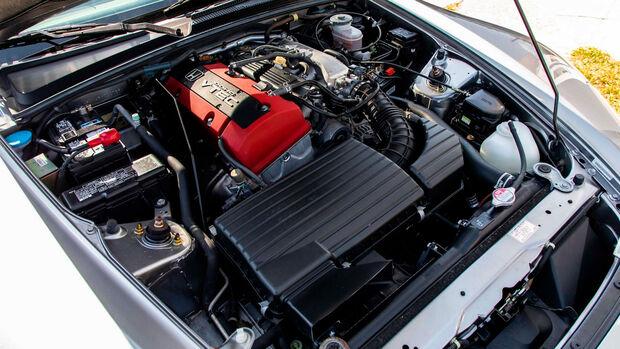 Honda S2000 (2000) 34 mls