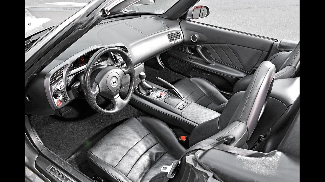 Honda S2000, Cockpit