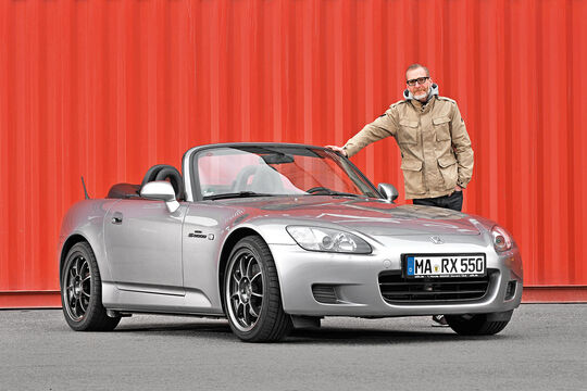 Honda S2000, Frontansicht, Michael Orth