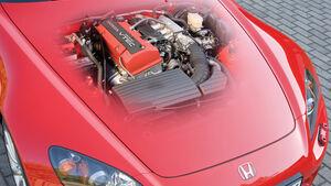Honda S2000, Frontansicht, Michael Orth