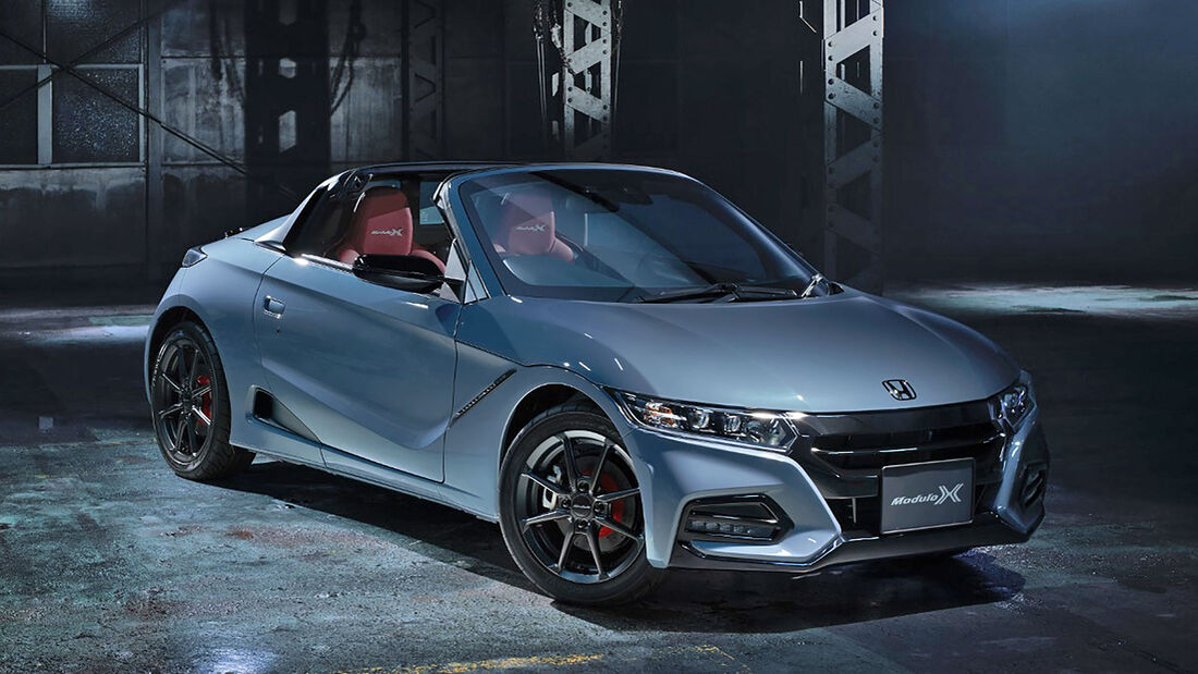 Honda S660 Modulo  X Version Z Japan