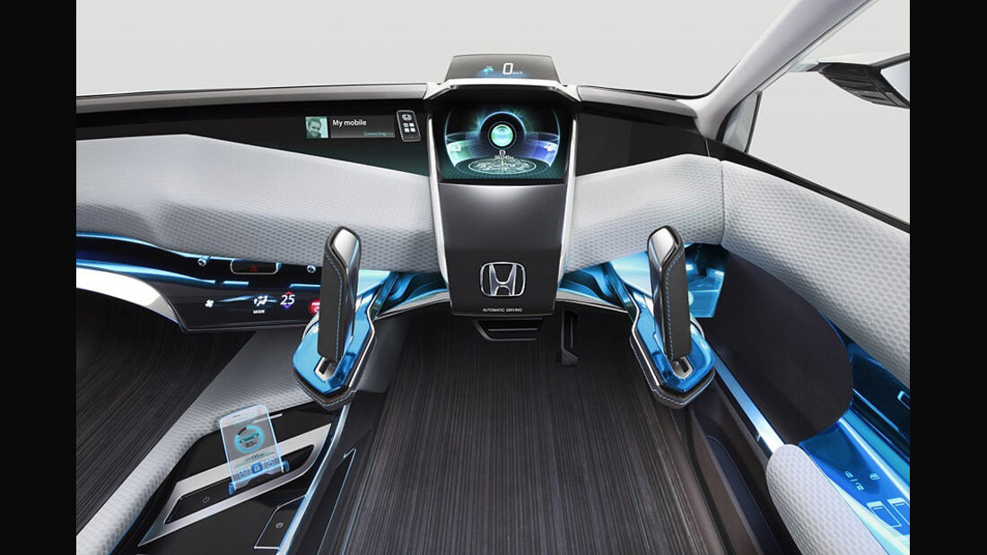 Honda Small AC-X