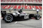 Honda - Test - Barcelona - Formel 1