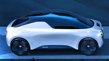 Honda Tomo by IED