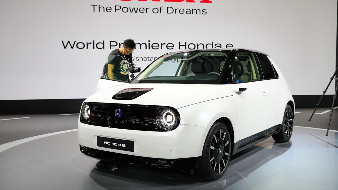 Honda e, IAA 2019
