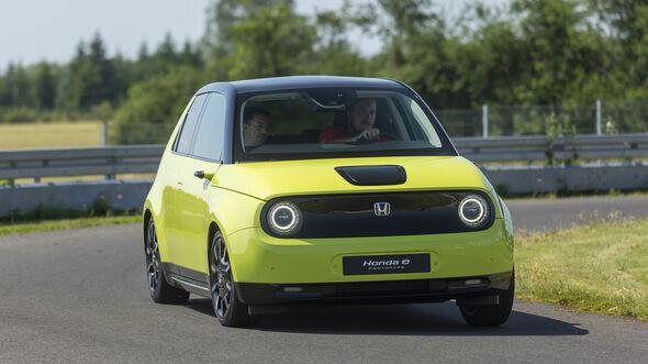 Honda e Prototype, Exterieur