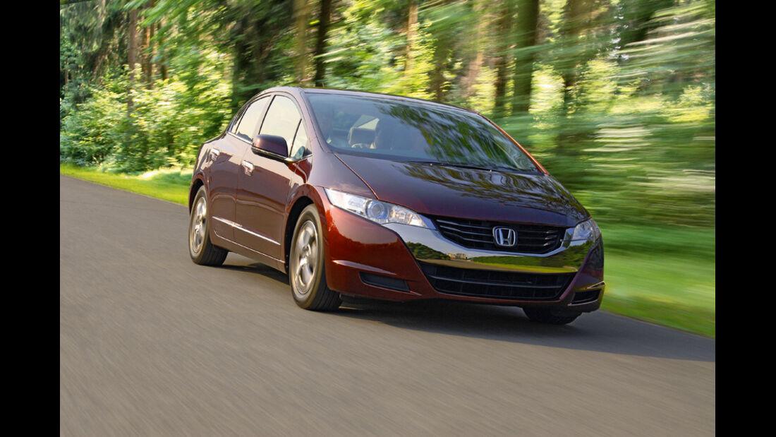 Honda, neu, Frontansicht