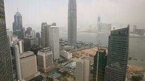 Hongkong, China, 2008
