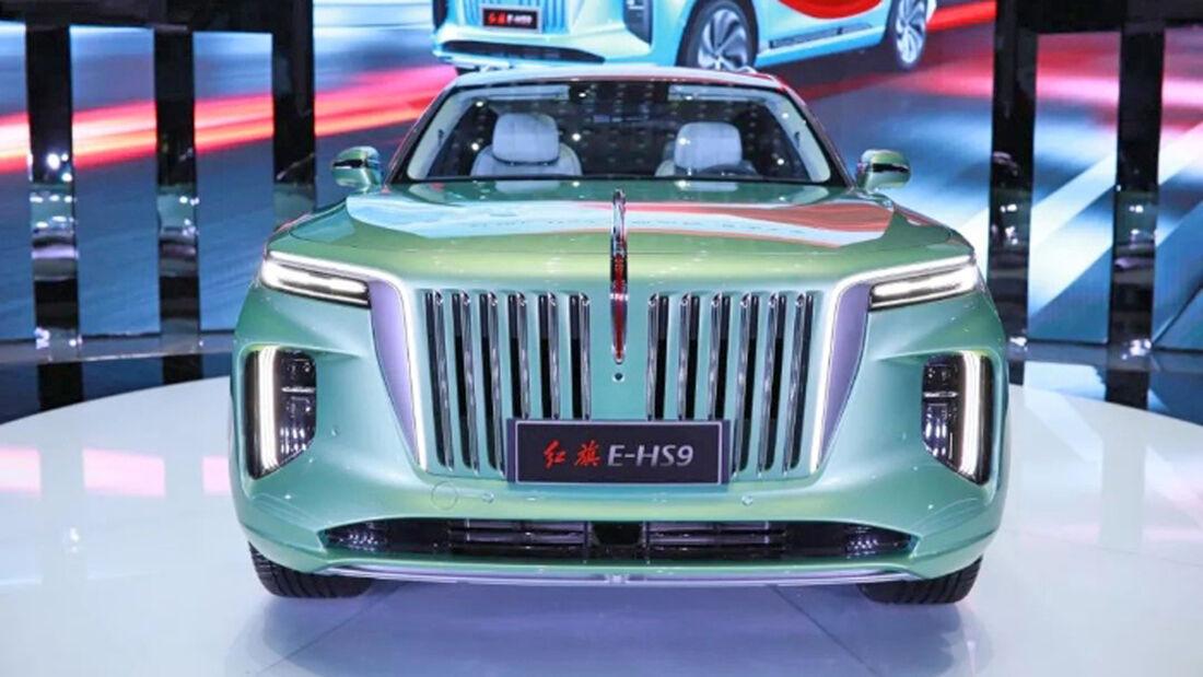Hongqi E-HS9 Elektro-SUV