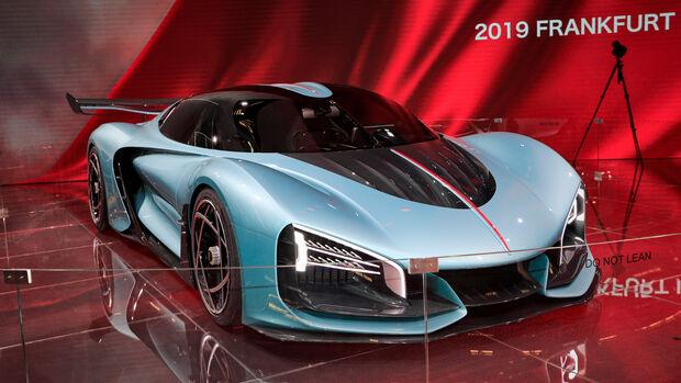 Hongqi S9, IAA 2019