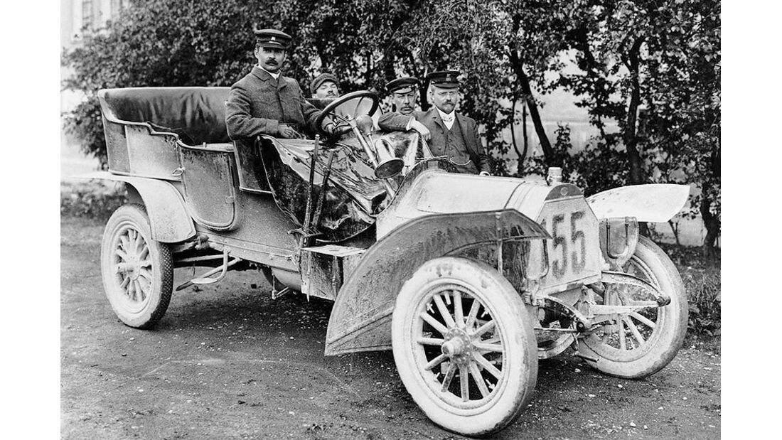 Horch 11-22 Bj.1906