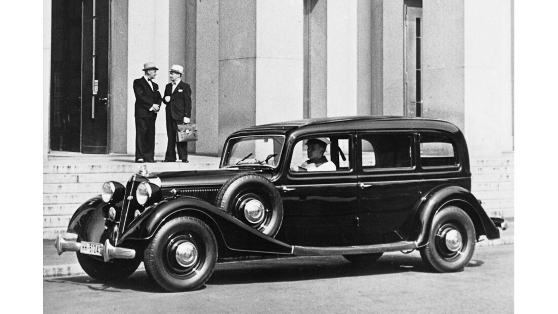 Horch 8