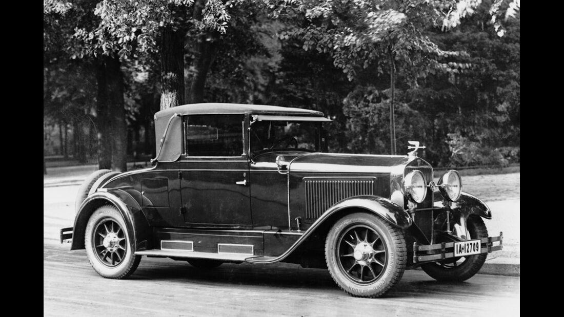 Horch 8 Typ 350 Cabrio, 1928