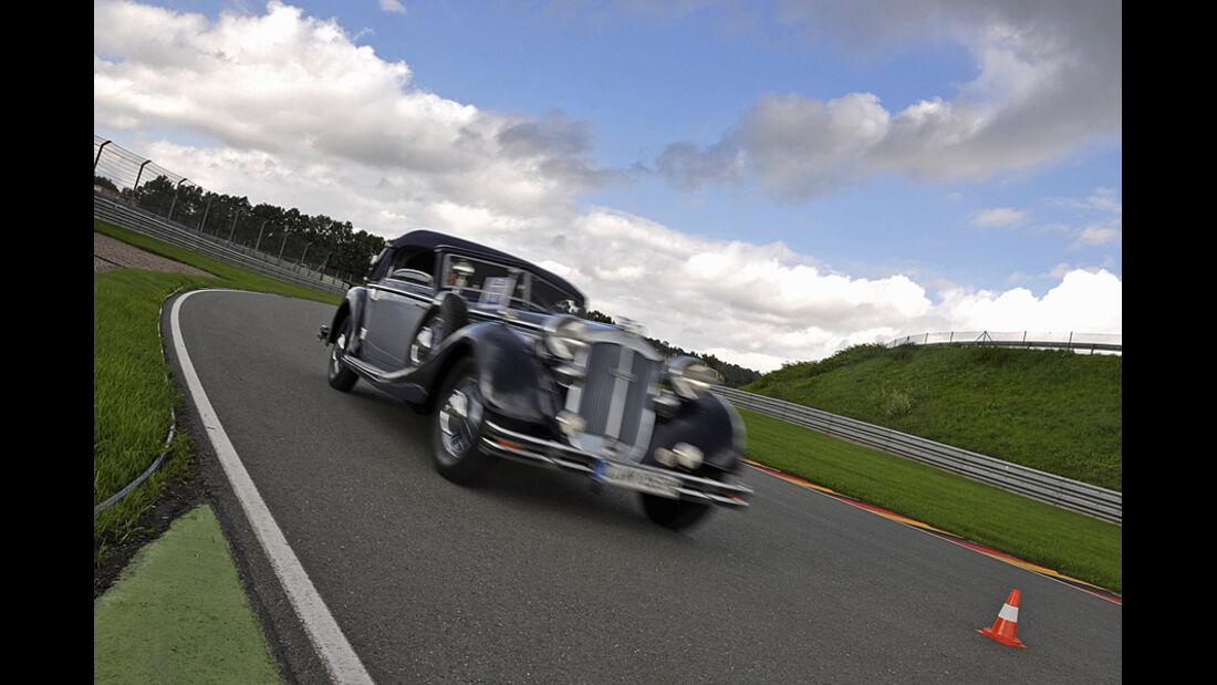 Horch 853 bei der Sachsen Classic 2010