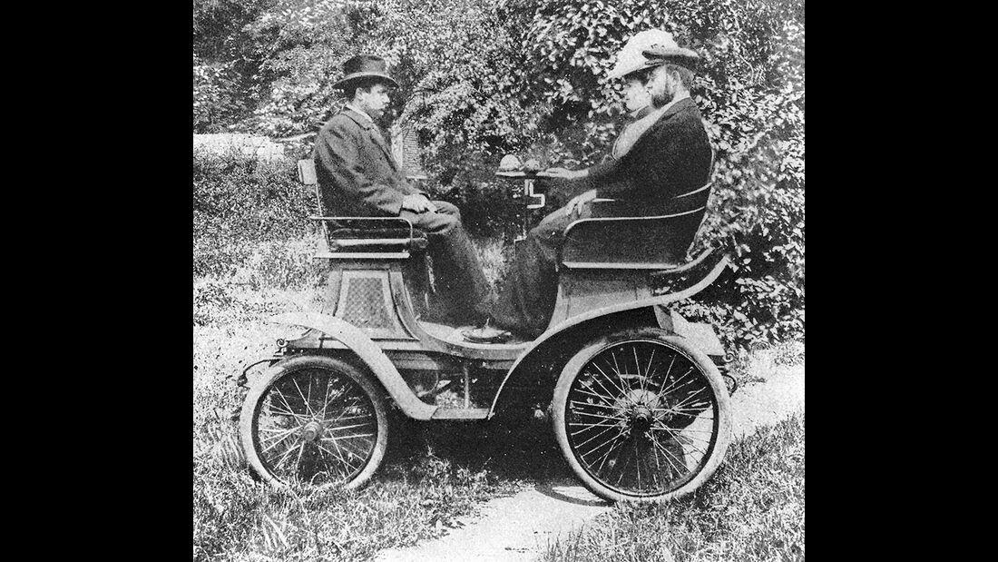 Horch Vis-a-Vis Bj.1901