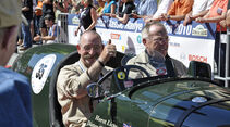 Horst Lichter im Lagonda V12 Le Mans