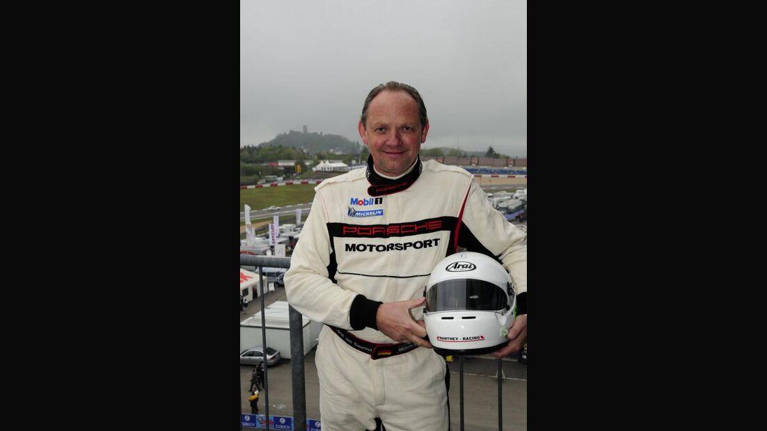 Horst von Saurma24h-Rennen Nürburgring 2010 Motor Presse Stuttgart Fahrer