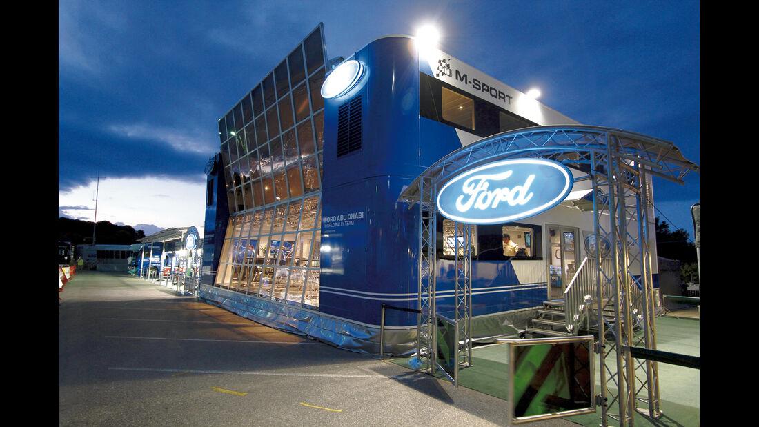 Hospitality, Ford