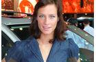 Hostess auf der IAA 2007