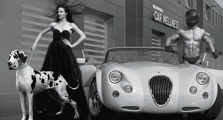 Hot Carwash Kalender 2011