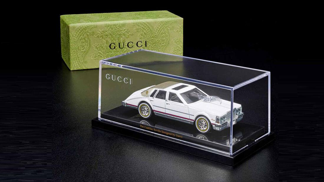 Hot Wheels 1982er Gucci Cadillac Seville