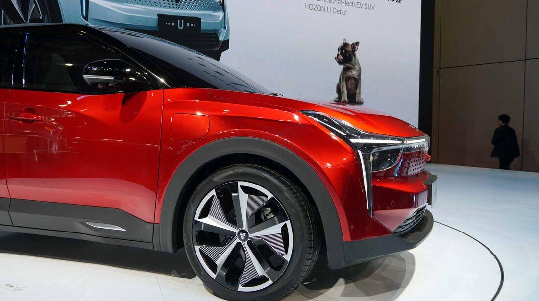 Hozon U Elektro-SUV China