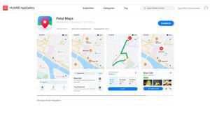 Huawei Petal Maps Release 2020
